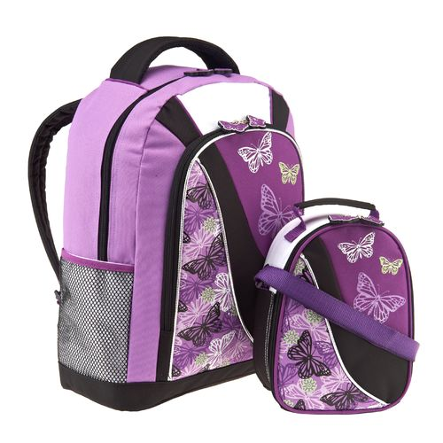 A. D. Sutton 2-for-1 Backpack with Lunch Bag
