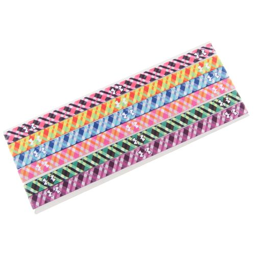 Under Armour™ Women's Graphic Mini Headbands 6-Pack