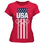 Women's Team USA 2012 Country Pride T-Shirt