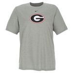 Nike Men's University of Georgia Short Sleeve Dri-FIT Logo Legend T-shirt