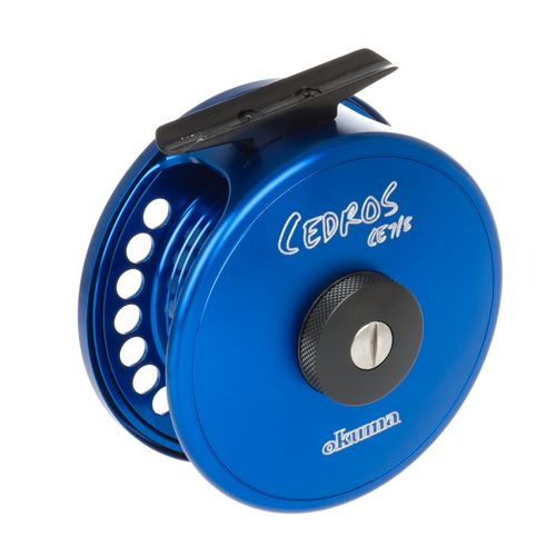 Okuma Cedros Freshwater/Saltwater Fly Reel Convertible