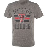 Colosseum Athletics Men's Texas Tech University Arcade Crew Neck T-shirt