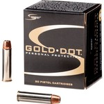 Speer® Gold Dot® .327 Federal Magnum 100-Grain Centerfire Pistol Ammunition
