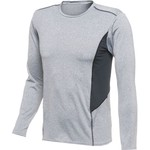 BCG™ Men's Fitted Compression Long Sleeve Crew Neck T-shirt