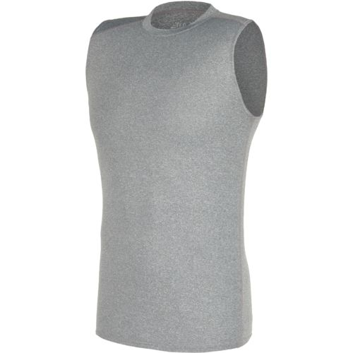 Display product reviews for BCG Men's Compression Basic Crew Neck Tank Top