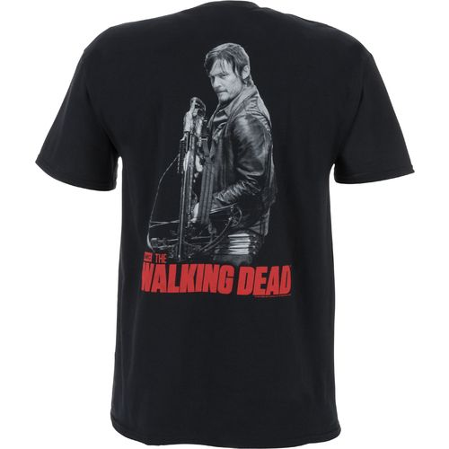 Changes Men's The Walking Dead Daryl with Crossbow T-shirt