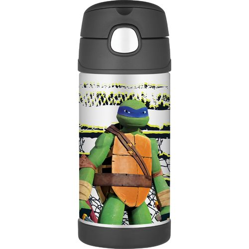 Thermos  Teenage Mutant Ninja Turtles 12 oz. Funtainer Bottle