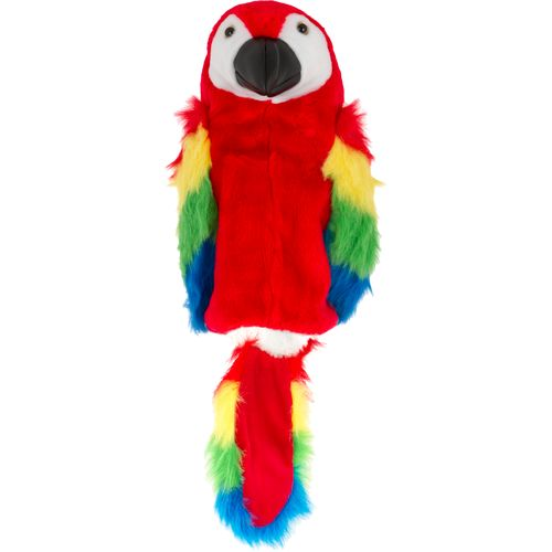 Winning Edge Red Parrot Head Cover