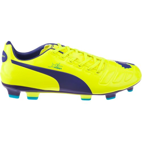 PUMA Adults' evoPower 3 FG Soccer Cleats