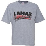 Viatran Kids' Lamar University Full Melon T-shirt