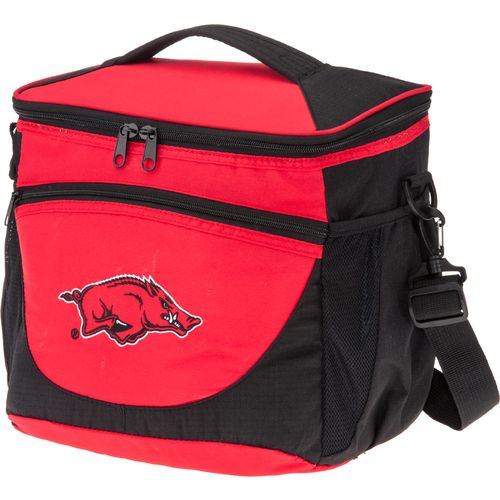Logo™ University of Arkansas 24 Can Cooler