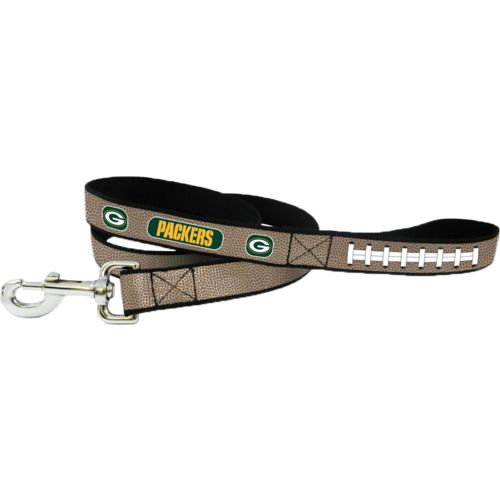 GameWear Green Bay Packers Reflective Football Leash