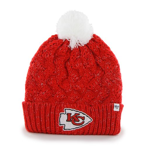 '47 Women's Kansas City Chiefs Gameday Fiona Cuff Knit Cap