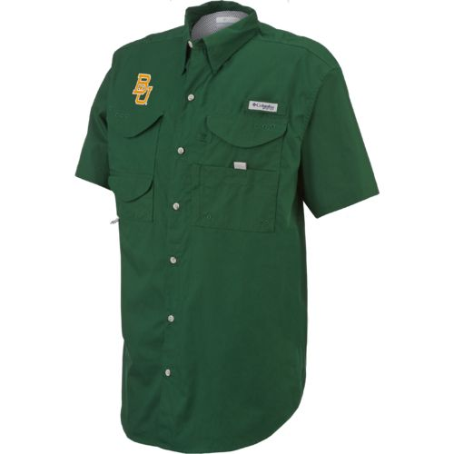 Columbia Sportswear™ Men's Baylor University Collegiate Bonehead™ Shirt