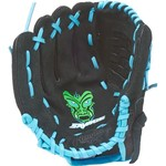 Rawlings Youth Savage Basket-Web 10 in Pitcher/Infield Glove Left-handed - view number 2