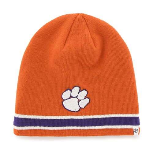 '47 Men's Clemson University Super Pipe Beanie