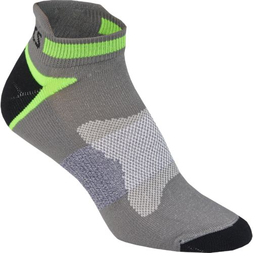 ASICS® Men's Quick Lyte® Cushion Single-Tab Ankle Socks