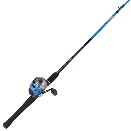 Zebco Splash 6' M Freshwater Spincast Rod and Reel Combo