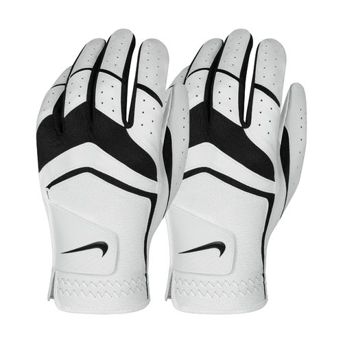 Nike Men's Dura Feel Left-hand Golf Gloves 2-Pack