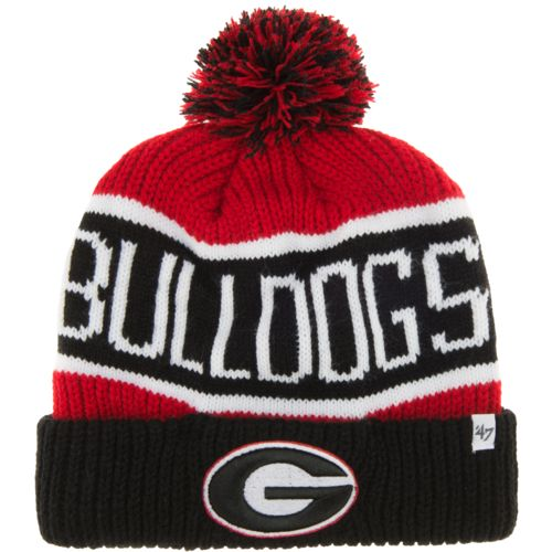 '47 Adults' University of Georgia Calgary Knit Cap