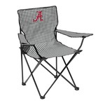 Logo Chair University of Alabama Quad Chair
