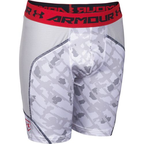 Under Armour Boys' Printed Space Slider