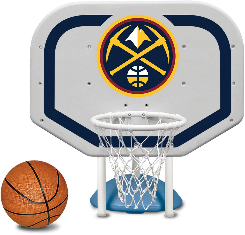 Poolmaster® Denver Nuggets Pro Rebounder Style Poolside Basketball Game
