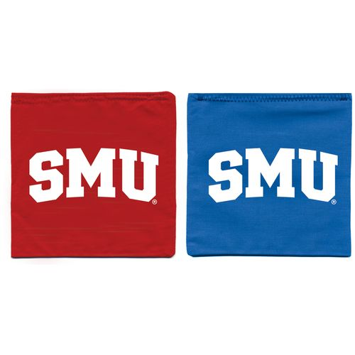 BAGGO® Southern Methodist University 9.5 oz. Official Replacement Beanbags 8-Pack