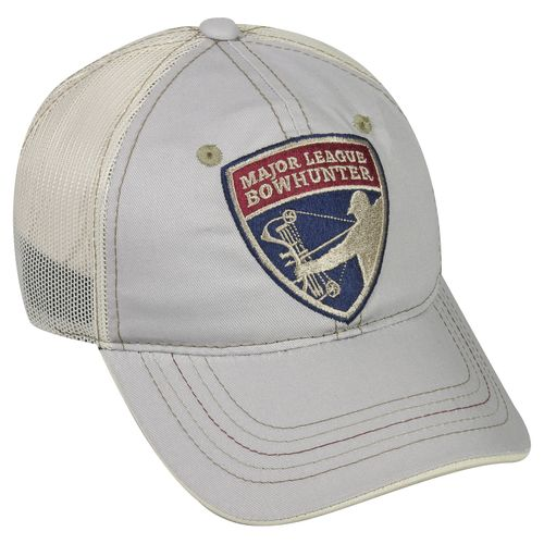 Major League Bowhunter Men's Ball Cap