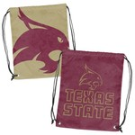 Logo™ Texas State University Backsack - view number 1