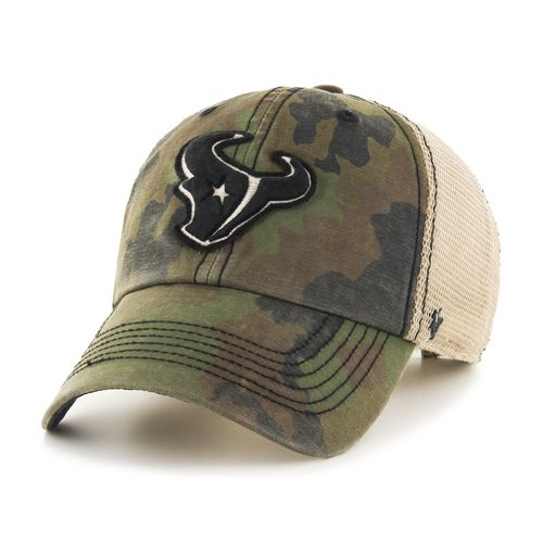 Display product reviews for '47 Adults' Houston Texans Burnett '47 Clean Up Camo Cap