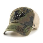 '47 Adults' Houston Texans Burnett '47 Clean Up Camo Cap - view number 1