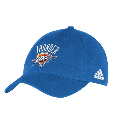 adidas Men's Oklahoma City Thunder Slouch Adjustable Cap