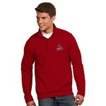 Antigua Men's MLB Team Victor 1/2 Zip Pullover - view number 1