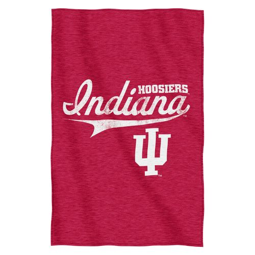 The Northwest Company Indiana University Sweatshirt Throw