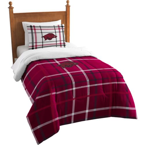 The Northwest Company University of Arkansas Twin Comforter and Sham Set
