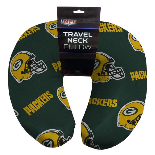 The Northwest Company Green Bay Packers Neck Pillow
