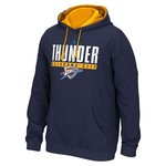 adidas Men's Oklahoma City Thunder Tip Off Playbook Hoodie