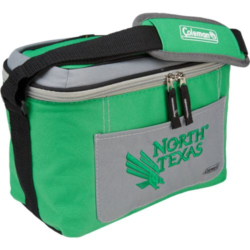 Coleman® University of North Texas 12-Can Soft-Sided Cooler