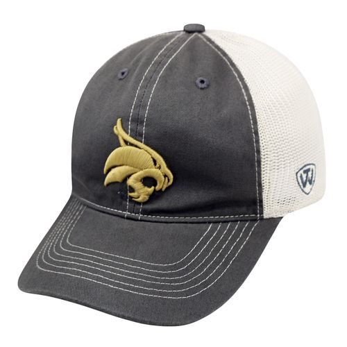 Top of the World Adults' Texas State University Putty Cap
