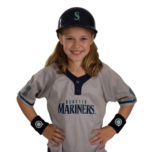 Franklin Kids' Seattle Mariners Uniform Set - view number 2