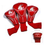 Team Golf Washington State University Contour Sock Head Covers 3-Pack - view number 1