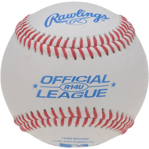 Display product reviews for Rawlings Game Play Baseballs 12-Pack
