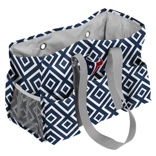 Logo™ Houston Texans DD Junior Caddy Tote Bag - view number 1