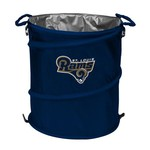 Logo St. Louis Rams Collapsible 3-in-1 Cooler/Hamper/Wastebasket