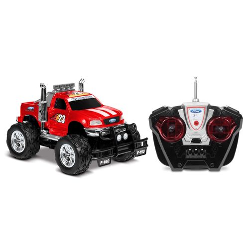 World Tech Toys Officially Licensed Ford F-150 RC Monster Truck