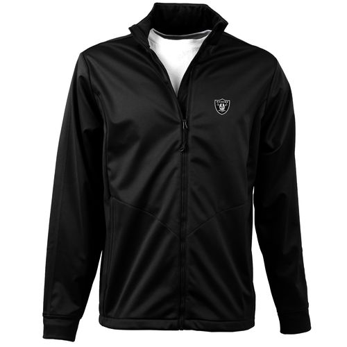 Antigua Men's Oakland Raiders Golf Jacket