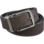 Columbia Sportswear Men's 38 mm Beveled Edge Reversible Belt