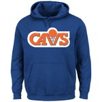 Majestic Men's Cleveland Cavaliers Hardwood Classics Tek Patch™ Hoodie - view number 1