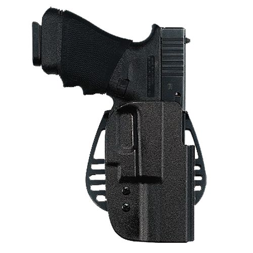 Uncle Mike's Springfield Armory XD Compact Open Top KYDEX Paddle Holster